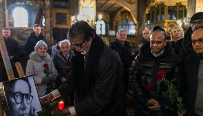 amitabh bachhan महान कवि हरिवंश राय बच्चन को पोलैंड में सम्मानित किया गया, तस्वीर शेयर कर अमिताभ हुए भावुक