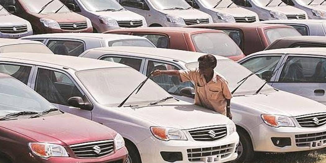 auto घरेलू ऑटोमोबाइल की बिक्री में लगातार गिरावट