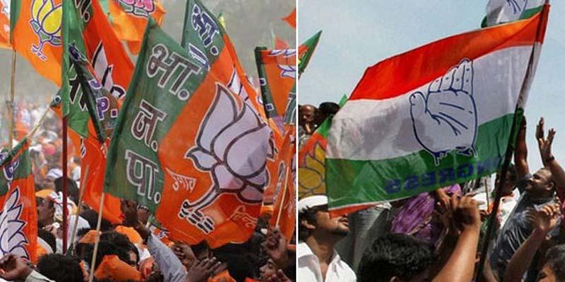 flag रायपुर पालिका चुनाव: कांग्रेस की बढ़त, बीजेपी ने दी कड़ी टक्कर