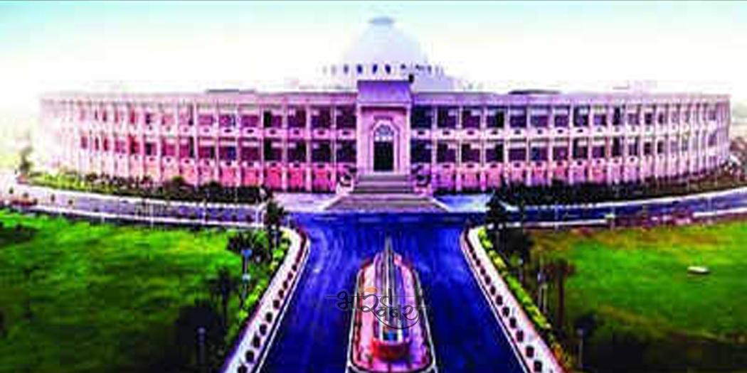 high court of jodhapur रामनाथ कोविंद ने उच्च न्यायालय जोधपुर के नये भवन का किया उद्घाटन