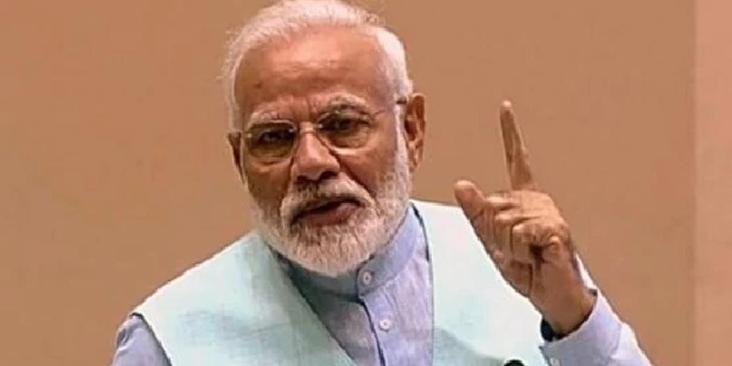 narendra modi pm india PM-KISAN योजना के क्रियान्वयन में उत्तर प्रदेश सबसे ऊपर