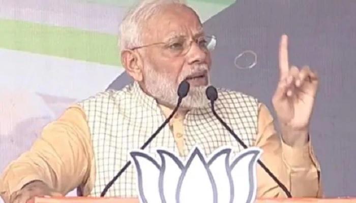 pm modi झारखंड के खूंटी में चुनावी रैली के दौरान जेएमएम पर जमकर बरसे पीएम मोदी, जाने क्या कहा