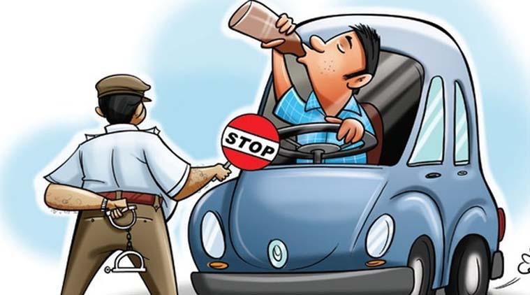 police नए साल के जश्न में पी कर मदहोश होना पड़ेगा महंगा, सुरक्षा के लिहाज से की गई 'टाइट व्यवस्था'