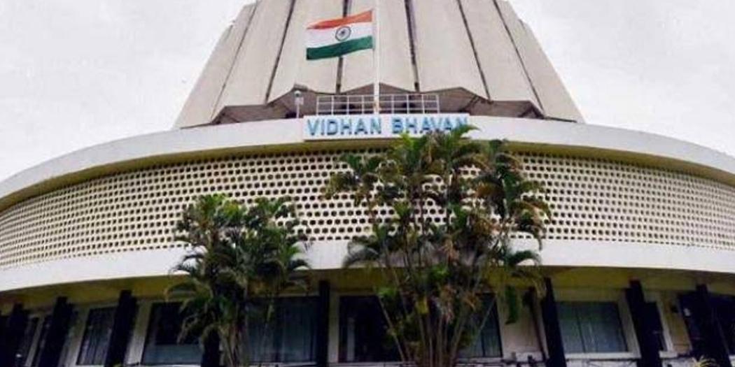 vidhan bhawan किसानों की सहायता को लेकर सदन में हंगामा, दिन भर के लिए महासभा स्थगित
