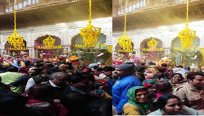 बसंत बसंत का आगमन बांके बिहारी के मंदिर से हुई ब्रज में रंगों की शुरुआत