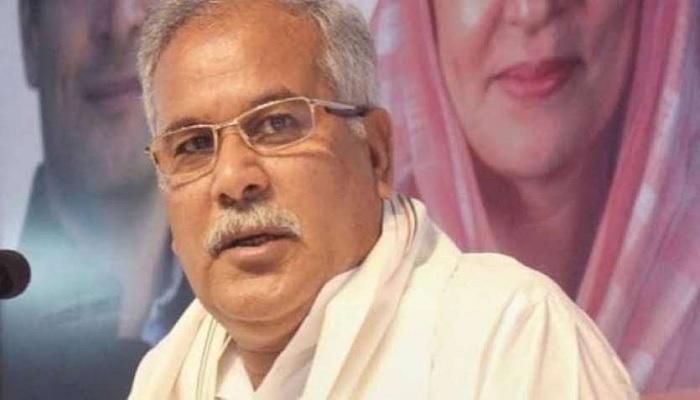 भूपेश बघेल छत्तीसगढ़ के मुख्यमंत्री भूपेश बघेल ने कोरोना के खिलाफ लड़ाई में केंद्र सरकार पर भेदभाव करने का लगाया आरोप