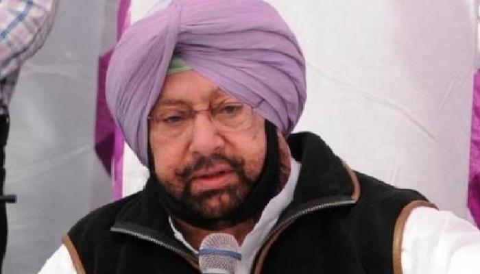 मुख्यमंत्री अमरिंदर सिंह पंजाब के मुख्यमंत्री अमरिंदर सिंह ने शिरोमणि अकाली दल को केंद्र में राजग गठबंधन छोड़ने की दी चुनौती