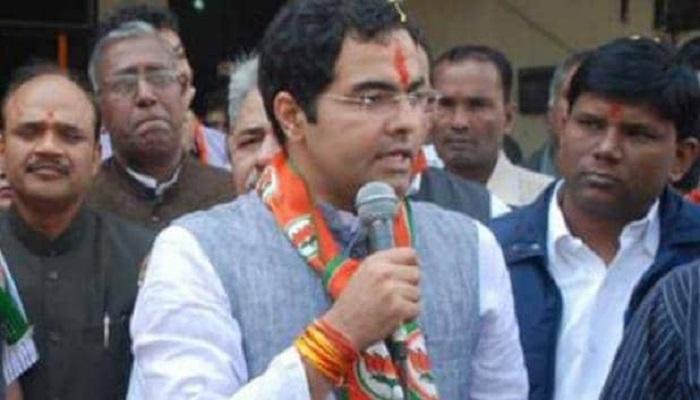 सांसद प्रवेश वर्मा 11 फरवरी को बीजेपी की सरकार बनती है तो वह एक घंटे में खाली करा देंगे शाहीन बाग: प्रवेश वर्मा