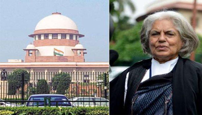 SC SC की वरिष्ठ वकील इंदिरा जयसिंह ने निर्भया की मां से बेटी के दरिंदों को माफ करने का अनुरोध किया