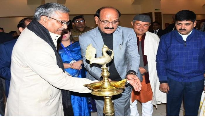 cm rawat पर्वतीय खेती के लिए जलाशयों और झीलों का संवर्धन जरूरी : मुख्यमंत्री त्रिवेन्द्र