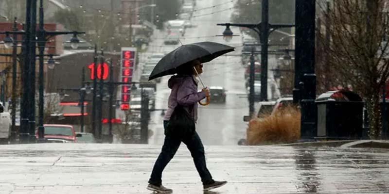 rain अगले 24 घंटों में तीन जिलों में हल्की बारिश होने की संभावना, तापमान में 19 डिग्री सेल्सियस तक की वृद्धि