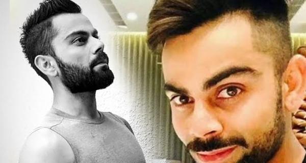 virat kohli cricketer कोहली का बदला लुक, प्रशंसकों को अब इस अदा में दिखेंगे 'विराट -कैप्टन'