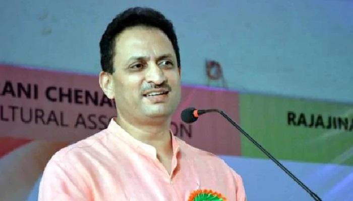 अनंत कुमार कर्नाटक से बीजेपी सांसद अनंत कुमार हेगड़े ने दिया महात्मा गांधी के आंदोलन को ड्रामा करार
