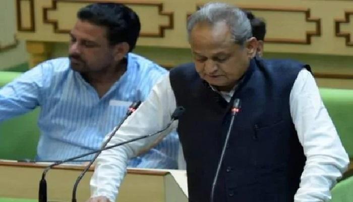 अशोक गहलोत राजस्थान के सीएम गहलोत ने अपने कार्यकाल का दूसरा बजट पेश किया, जाने बजट पेश करते हुए क्या किया
