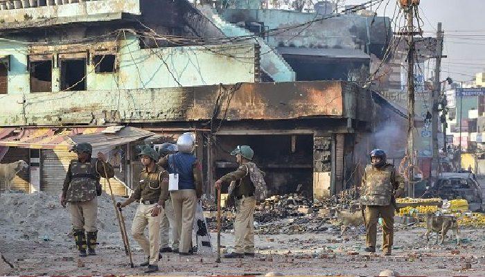दिल्ली हिंसा की सच्चाई जानने के लिए गठित दिल्ली पुलिस अपराध शाखा एसआईटी टीम