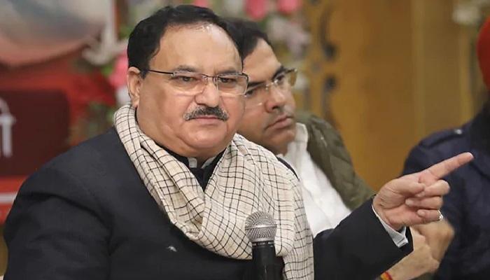 जेपी नड्डा 1 जेपी नड्डा ने किया बिहार में राज्य के 11 नए जिला कार्यालयों का किया उद्घाटन