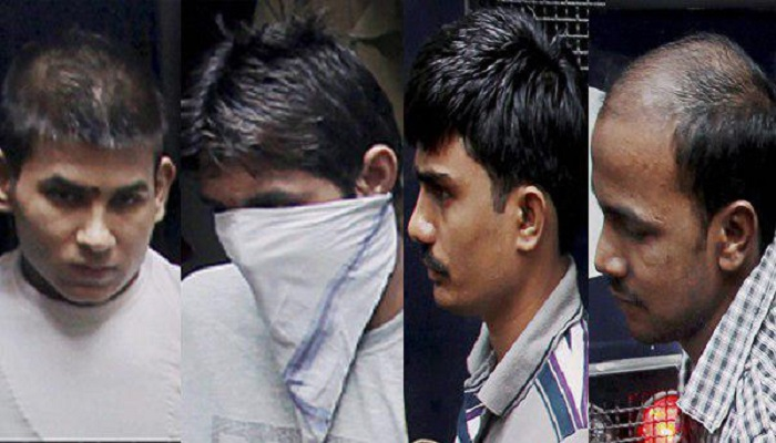 निर्भया दोषी निर्भया केस में दिल्ली HC ने केंद्र सरकार की अर्जी पर सुनाया फैसला, चारो दोषियों को एक साथ होगा फांसी