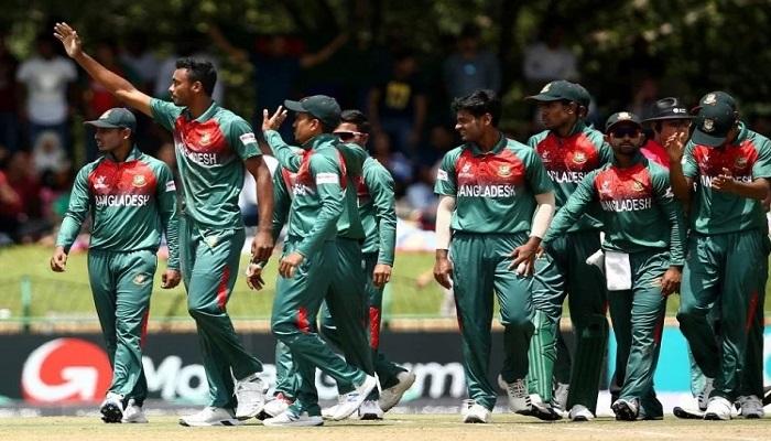 बांगलादेश बांग्लादेश ने आईसीसी अंडर-19 क्रिकेट विश्व कप फाइनल में भारत को हराकर खिताब किया अपने नाम