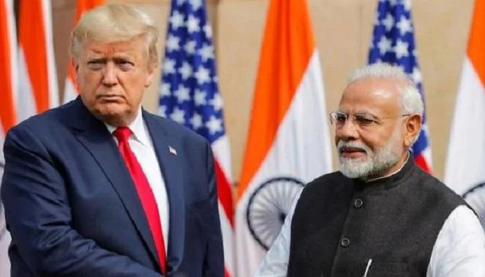 मोदी ट्रंप वार्ता अमेरिकी राष्ट्रपति डोनाल्ड ट्रंप और प्रधानमंत्री नरेंद्र मोदी ने दिल्ली में की साझा प्रेस वार्ता, जाने किन मुद्दों पर हुई चर्चा