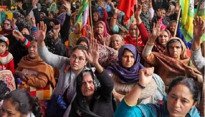 शाहीन बाग 1 सीएए और एनआरसी के खिलाफ दिल्ली के शाहीन बाग इलाके में धरना जारी, भारी संख्या में पुलिस बल तैनात