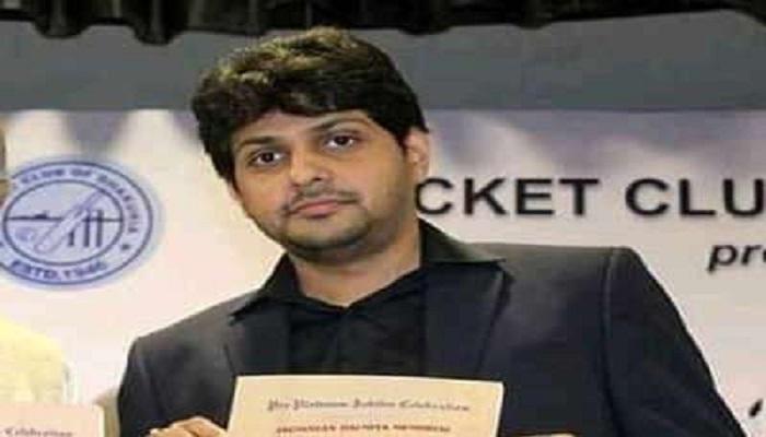abhishak daliyamal पूर्व बीसीसीआई अध्यक्ष जगमोहन डालमिया के बेटे अभिषेक डालमिया को चुना गया बंगाल क्रिकेट संघ का नया अध्यक्ष