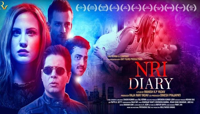 अमन वर्मी अमन वर्मा की फिल्म 'एनआरआई डायरी' का 12 राष्ट्रीय और अंतर्राष्ट्रीय फिल्म महोत्सव में हुआ चयन