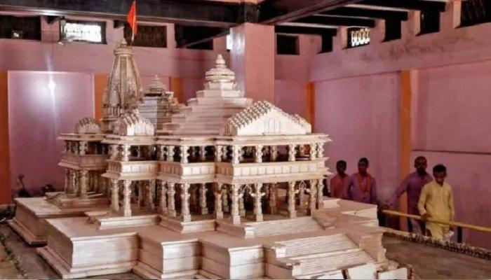 अयोध्या यूपी नहीं दिल्ली में होगा श्रीरामजन्मभूमि पर भव्य मंदिर निर्माण के लिए भूमि पूजन का ऐलान