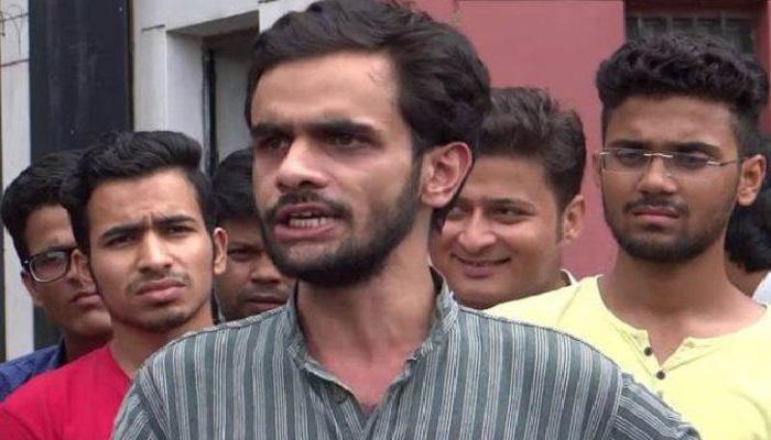 Bharatkhabar | वायरल हो रहा उम्र खालिद के भड़काऊ भाषण का वीडियों | Umar Khalid | Breaking News