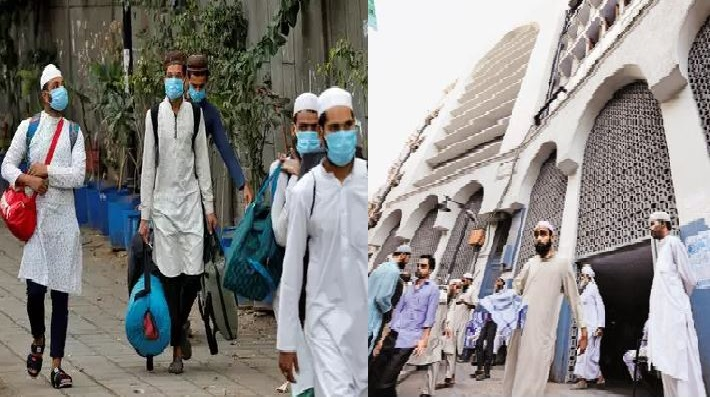 जमात 3 1 निजामुद्दीन मरकज में मसूरी के पांच और नैनीताल के आठ लोग शामिल होकर वापस लौटे