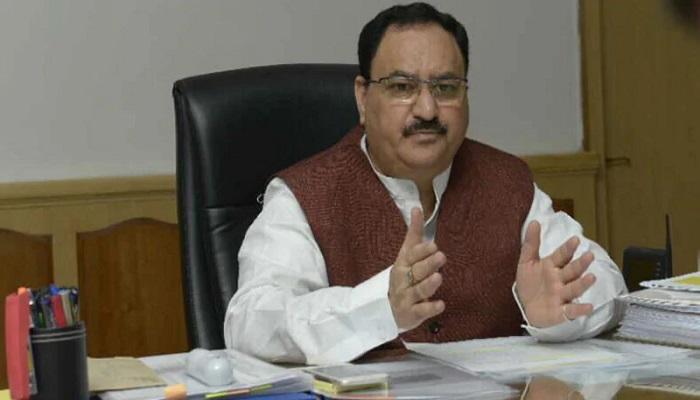 जे.पी नड्डा मध्य प्रदेश में चल रहे राजनीतिक घटनाक्रम के बीच बीजेपी के प्रमुख नेताओं को दिल्ली बुलाया गया