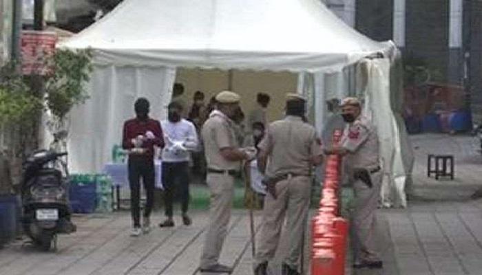 निजामुद्दीन गृह मंत्रालय ने निजामुद्दीन के तबलीगी जमात के मरकज में शामिल हुए विदेशियों में से 220 के वीजा में पाई गड़बड़ी