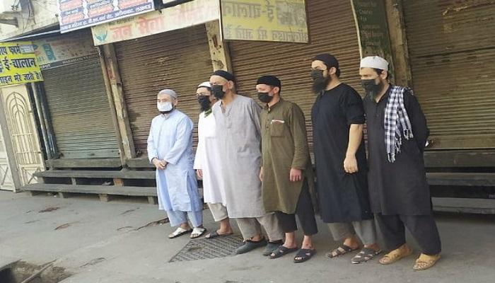 बिजनौर बिजनौर के नगीना की जामुन वाली मस्जिद से मिले 8 धर्म प्रचारक, धार्मिक जलसे में शामिल होने आए थे
