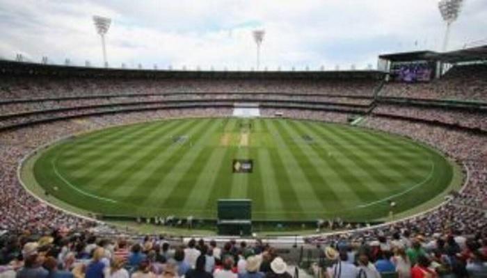 मैच मेलबर्न क्रिकेट ग्राउंड पर महिला टी-20 वर्ल्ड कप का फाइनल देखने पहुंचा कोरोना वायरस का पीड़ित