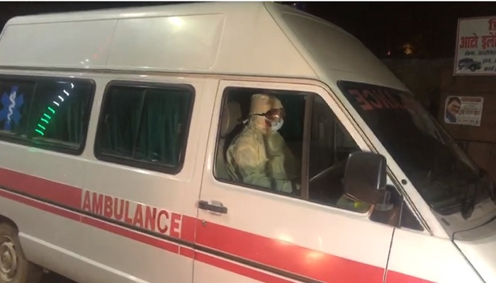 यूपी यूपी के हरदोई में जर्मनी से लौटे युवक को आईसोलेशन वार्ड में किया गया भर्ती