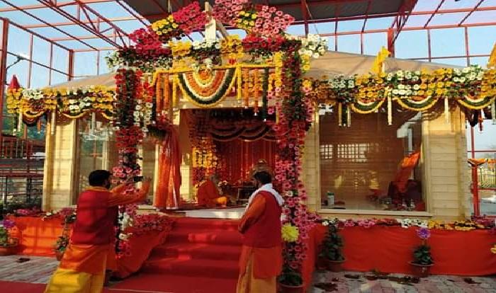 योगी अयोध्या मंदिर