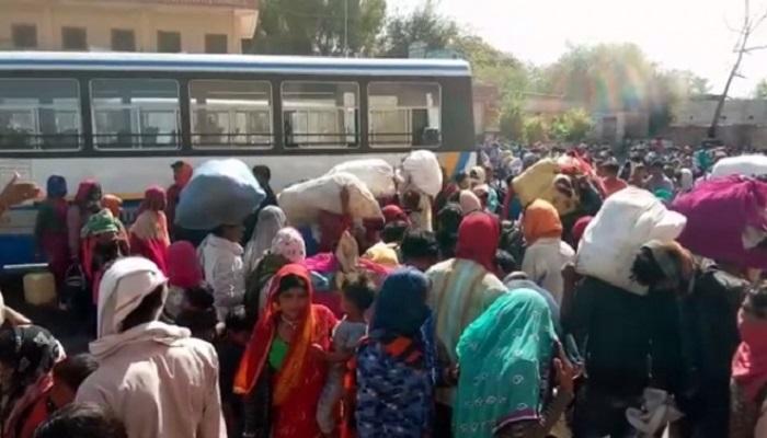 बसों को किया गया बंद | Bharatkhabar |राजस्थान Rajasthan कोरोना वायरस | Latest news