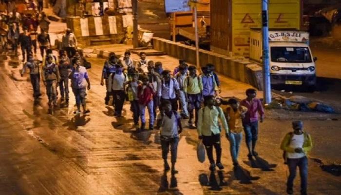 लॉकडाउन 2 कोरोना वायरस की रोकथाम के लिए देशभर में लागू 21 दिनों के लॉकडाउन के बाद गांव जाने वाले लोगों के साथ हादसा