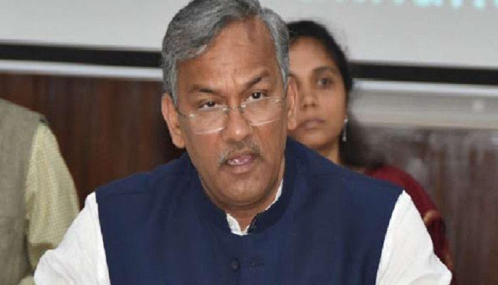 सीएम रावत ने प्रदेशवासियों से एक बार फिर से सोशल डिस्टेंसिंग का पूरा पालन करने का अनुरोध किया