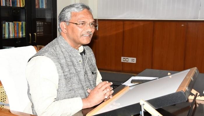 सीएम रावत 6 सीएम रावत ने राज्य सरकार के तीन वर्ष पूरे होने के अवसर पर सहयोग के लिए प्रदेशवासियों का किया आभार व्यक्त
