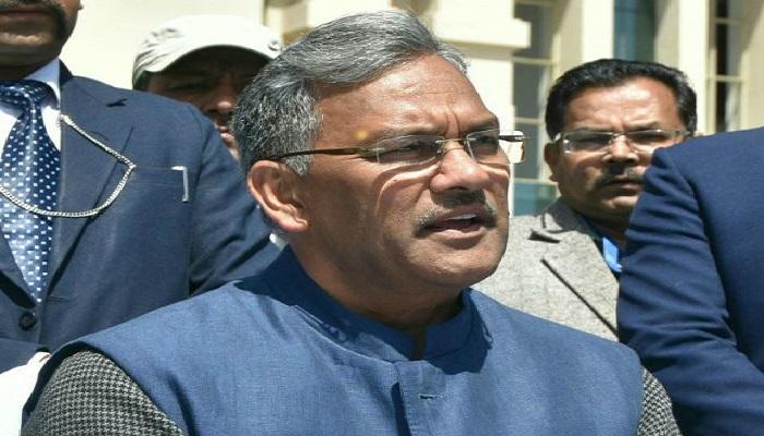 सीएम रावत 9 उत्तराखंड सरकार ने लॉकडाउन के दौरान दिल्ली में उत्तराखंड के फंसे लोगों के लिए 50 लाख दिए