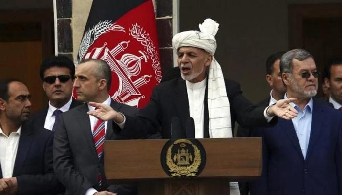 होली 3 अफगानिस्तान में अशरफ गनी ने ली दूसरी बार राष्ट्रपति पद की शपथ, समारोह में दागे गए रॉकेट