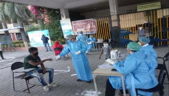 meerut मेरठ शहर में कोरोना वायरस से संक्रमित छह नए मरीज मिलने से लोगों में दहशत