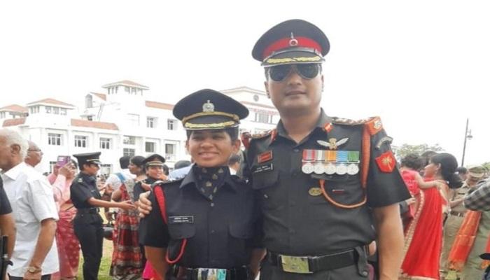 uttrakhand महिला दिवस के मौके पर पहाड़ की बेटी ने उत्तराखंड राज्य का नाम किया रोशन, सेना में किया कमीशन प्राप्त
