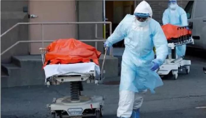 अमेरिका में पिछले 24 घंटे में कोरोना से 3176 लोगों की मौत, जाने बाकी देशों के हाल