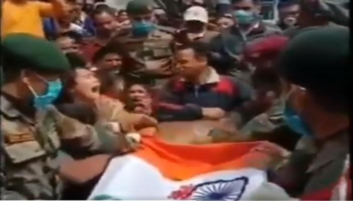 उत्तराखंड.jpg शहीद जम्मू-कश्मीर के कुपवाड़ा में आतंकियों के साथ मुठभेड़ में उत्तराखंड का जवान शहीद