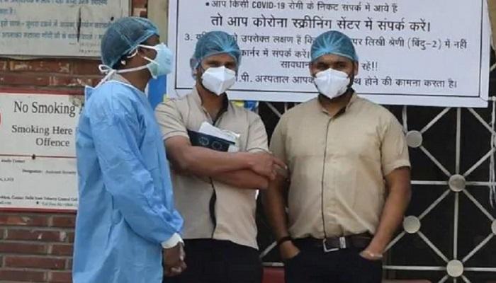 कोरोना पंजाब पंजाब के अमृतसर में एक बुजुर्ग दंपति ने की कोरोना वायरस के डर से आत्महत्या