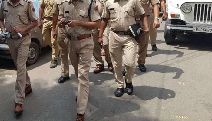 पंजाब पुलिस पंजाब के पटियाला में कर्फ्यू के दौरान पुलिस टीम पर हमला, हमले में एक एएसआई का कटा हाथ