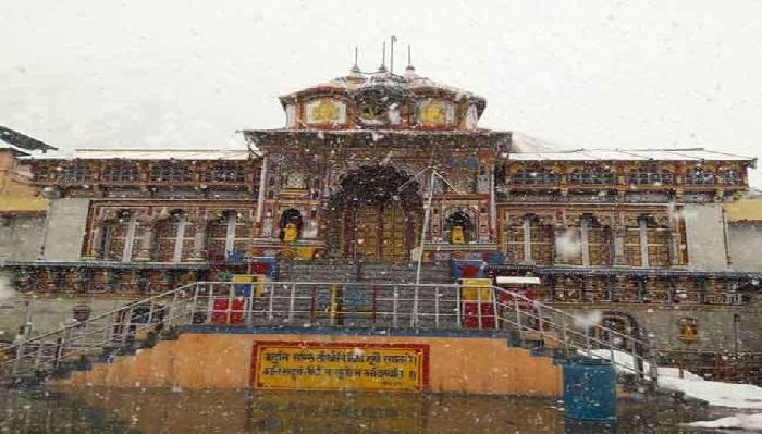 Bharat Khabar | बदरीनाथ धाम | Special News in Hindi | Latest and Breaking News for Uttarakhand and Chhattisgarh
