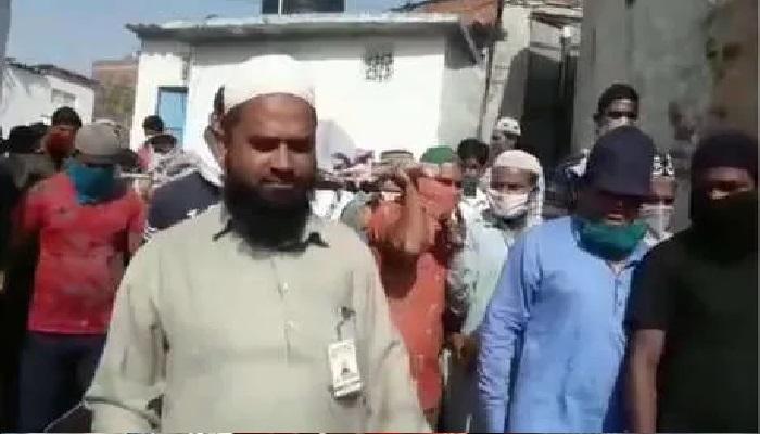 जयपुर में हिंदु-मुस्लिम एकता, हिन्दू शख्स का मुस्लिम लोगों ने किया अंतिम संस्कार