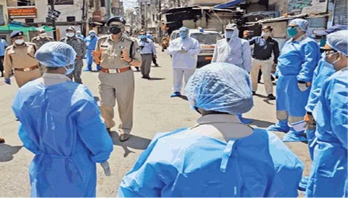 mp इंदौर में 24 घंटों में डॉक्टर समेत 7 मरीजों की मौत, पुलिस पर पत्थरबाजी करने वालों में भी एक पॉजिटिव